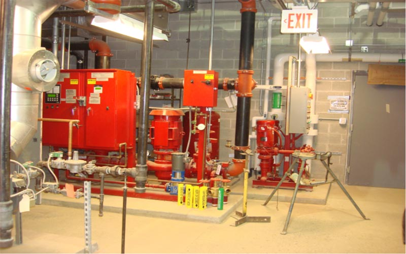 Princeton Engineering Services - Fire Sprinkler Systems