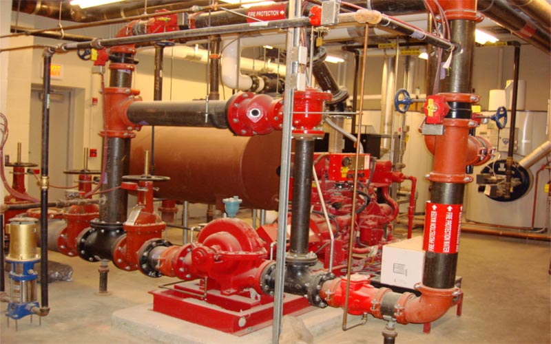 Princeton Engineering Services - Plumbing & Fire Protection